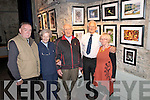 "Photo Exhibition : Pictured at the opening of ""All Aspects"" Photographic exhibition by Listowel photographer Dillon Boyer at St. John's Arts Centre, Listowel on Saturday evening last were Sean Quinlan, Sue & Jack McKenna, Dillon & Mary Boyer."