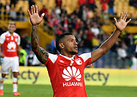 Independiente Santa Fe vs Deportivo Cali, 20-01-2018. Torneo Fox Sports 2018