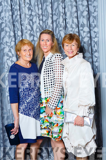 Glin friends Siobhan Sweeney, Sinead Mulroe and Nora Fitzgerald