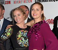 Amy Adams, AnnaMarie Adams &amp; Darren Le Gallo at the American Cinematheque 2017 Award Show at the Beverly Hilton Hotel, Beverly Hills, USA 10 Nov. 2017<br /> Picture: Paul Smith/Featureflash/SilverHub 0208 004 5359 sales@silverhubmedia.com