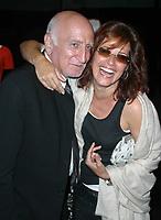 Dominic Chianese Lorraine Bracco, 2002, Photo By John Barrett/PHOTOlink