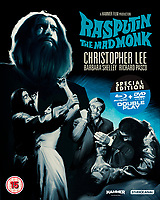 Rasputin: The Mad Monk (1966) <br /> POSTER ART<br /> *Filmstill - Editorial Use Only*<br /> CAP/KFS<br /> Image supplied by Capital Pictures