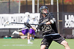 Orange, CA 05/16/15 - Aaron Isacsson (Colorado #25) in action during the 2015 MCLA Division I Championship game between Colorado and Grand Canyon, at Chapman University in Orange, California.