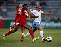Washington Spirit vs. Chicago Red Stars, August 7, 2013