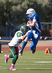 Harker HS at Los Altos HS, October 13, 2012.