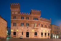 Italien, Toskana, Grosseto, Palazzo della Provinzia