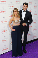 Mark Wright, Rachel Stevens at the 2015 Butterfly Ball, in aid of the Caudwell Children Charity, at the Grosvenor House Hotel. <br /> June 25, 2015  London, UK<br /> Picture: James Smith / Featureflash
