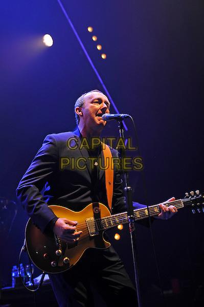 LONDON, ENGLAND - DECEMBER 5: Steve Cradock performing at Eventim Apollo on December 5, 2015 in London, England.<br /> CAP/MAR<br /> &copy; Martin Harris/Capital Pictures