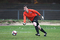 Hugo Rossetti of Ilford during Ilford vs Walthamstow, Essex Senior League Football at Cricklefields Stadium on 6th October 2018