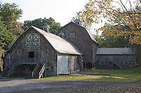 The Locust Barns, Hudson River