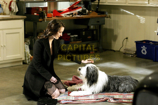 KRISTIN DAVIS.in The Shaggy Dog.*Filmstill - Editorial Use Only*.CAP/AWFF.Supplied by Capital Pictures.