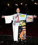 Curtis Holbrook during the Broadway Opening Night  AEA Gypsy Robe Ceremony honoring Curtis Holbrook for  'IF/THEN' at the Richard Rodgers Theatre on March 30, 2014 in New York City.