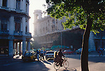 Havana, Cuba, Havana Centro, World Heritage Site, rococo architecture, Gulf of Mexico, Caribbean Sea, Central America.