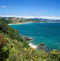 New Zealand, North Island, Coromandel Peninsula: Mercury Bay | Neuseeland, Nordinsel, Coromandel Halbinsel: Mercury Bay