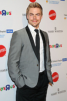 BEVERLY HILLS, CA, USA - APRIL 10: Derek Hough at the Kaleidoscope Ball - Designing The Sweet Side Of L.A. held at The Beverly Hills Hotel on April 10, 2014 in Beverly Hills, California, United States. (Photo by Celebrity Monitor)