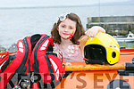 Ballyheigue Inshore Rescue Open Day at the Boathouse on Dromature Pier on Sunday Pictured Lucy Lucid
