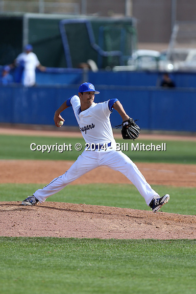 Michael Bonifay - 2014 South Mountain CC Cougars (Bill Mitchell)