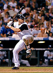25 August 2007:  Colorado Rockies outfielder Matt Holliday in action against the Washington Nationals at Coors Field in Denver, Colorado. The Rockies defeated the Nationals 5-1 in the second game of their 3-game series...Mandatory Photo Credit: Ed Wolfstein Photo