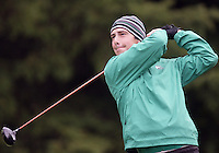 22 May, 2010:   Eastern Michigan's Brandon Lemons drives his ball down the fairway on hole 11 during day three of the NCAA West Regional First Round at Gold Mountain Golf Course in Bremerton, Washington.