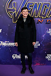 Eva Hache attends to Avengers Endgame premiere at Capitol cinema in Madrid, Spain. April 23, 2019. (ALTERPHOTOS/A. Perez Meca)
