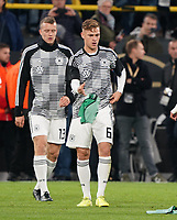 Joshua Kimmich (Deutschland Germany) - 09.10.2019: Deutschland vs. Argentinien, Signal Iduna Park, Freunschaftsspiel<br /> DISCLAIMER: DFB regulations prohibit any use of photographs as image sequences and/or quasi-video.
