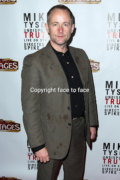 "Billy Boyd attending the ""Mike Tyson: Undisputed Truth"" Los Angeles Opening Night held at The Pantages Theatre on March 8, 2013 in Hollywood, California. ..Credit: MediaPunch/face to face..- Germany, Austria, Switzerland, Eastern Europe, Australia, UK, USA, Taiwan, Singapore, China, Malaysia and Thailand rights only -"