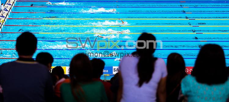 Picture by Alex Whitehead/SWpix.com - 08/08/2015 - Swimming - 16th FINA World Swimming Championships 2015 - Kazan Arena Stadium, Kazan, Russia - A General View (GV).
