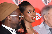 Will i Am, Jennifer Hudson and Sir Tom Jones<br /> at the photocall for The Voice UK 2018 launch at Ham Yard Hotel, London<br /> <br /> <br /> ©Ash Knotek  D3366  03/01/2018