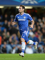 FUSSBALL   CHAMPIONS LEAGUE   SAISON 2013/2014   Vorrunde  in London FC Chelsea - FC Schalke     06.11.2013 Frank Lampard (FC Chelsea)