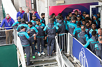 during Pakistan vs Sri Lanka, ICC World Cup Cricket at the Bristol County Ground on 7th June 2019