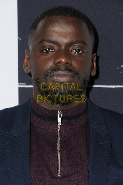 10 February 2017 - Los Angeles, California - Daniel Kaluuya. Special screening of Universal's &quot;Get Out&quot; held at Regal Cinemas L.A. Live Stadium 14. <br /> CAP/ADM/BT<br /> &copy;BT/ADM/Capital Pictures