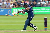 Ravi Bopara in batting action for Essex during Gloucestershire vs Essex Eagles, NatWest T20 Blast Cricket at The Brightside Ground on 13th August 2017