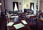 Benicia Capitol State Historic Park, Interior