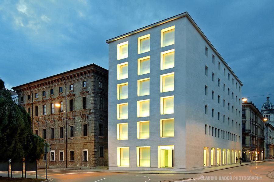 Switzerland, BSI; Bank; Lugano; Ticino, Branch Lugano Centro