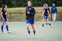 Boston, MA - Friday July 07, 2017: Amanda Frisbie during a regular season National Women's Soccer League (NWSL) match between the Boston Breakers and the Chicago Red Stars at Jordan Field.