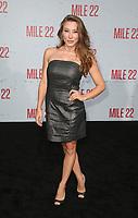 "AUG 09 ""Mile 22"" Los Angeles Premiere"