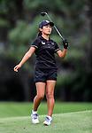 Momoka Kobori during the Autex Muriwai Open, Muriwai Golf Club, Auckland, Sunday 1 May 2016. Photo: Simon Watts/www.bwmedia.co.nz