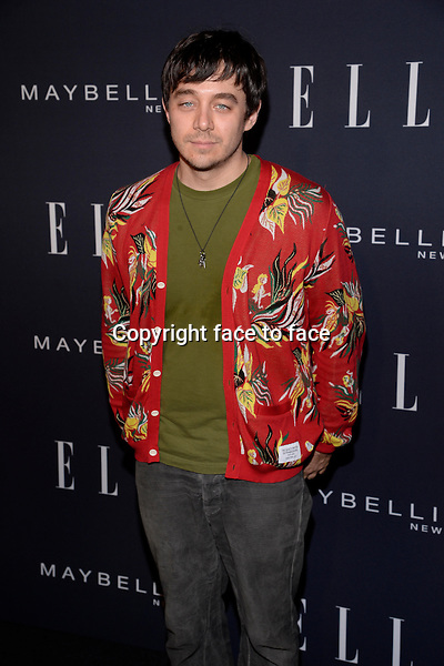 NEW YORK, NY - SEPTEMBER 06,2013: Designer Shane Gabier pictured at The Fourth Annual Elle Fashion Next at the David H. Koch Theatre at Lincoln Center during Mercedes-Benz Fashion Week at Lincoln Center on September 6, 2013 in New York CityMPIPluvious / RTN / MediaPunch Inc<br />