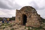 Israel, Shephelah, the round structure in Beth Gemel