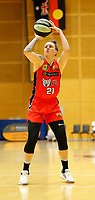29th December 2019; Bendat Basketball Centre, Perth, Western Australia, Australia; Womens National Basketball League Australia, Perth Lynx versus Canberra Capitals; Marina Whittle of the Perth Lynx at the free throw line - Editorial Use