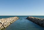 Aigues Mortes- Il delta del Rodano che fa parte delle saline di Aigues Mortes