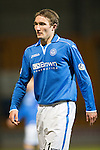St Johnstone v Kilmarnock.....09.11.13     SPFL<br /> Chris Kane making his senior debut<br /> Picture by Graeme Hart.<br /> Copyright Perthshire Picture Agency<br /> Tel: 01738 623350  Mobile: 07990 594431