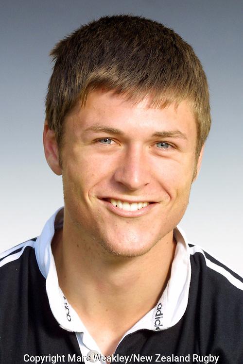 Ben Smith. Under 19 Portraits 2002. Cereal TV