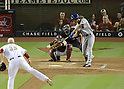 Yu Darvish (Rangers), MAY 27, 2013 - MLB : Yu Darvish of Rangers bats during the MLB game between the Arizona Diamondbacks and the Texas Rangers in Phoenix, Arizona, United States. (Photo by AFLO)
