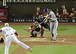Yu Darvish (Rangers), MAY 27, 2013 - MLB : Yu Darvish of Rangers bats during the MLB game between the Arizona Diamondbacks and the Texas Rangers in Phoenix, Arizona, United States. (Photo by AFLO)