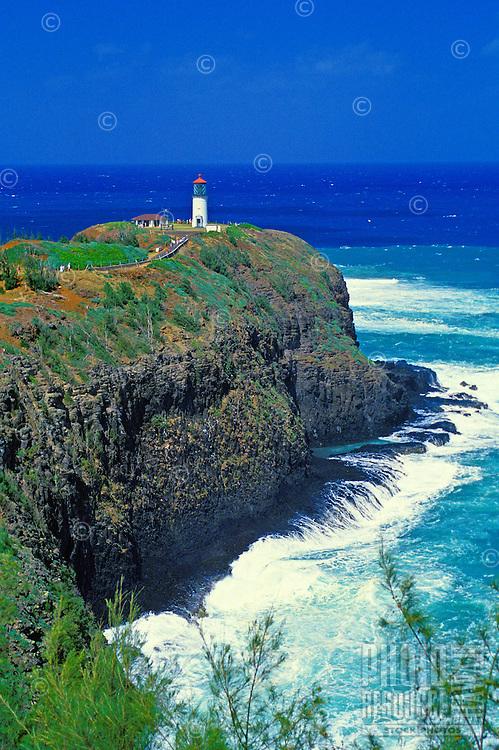 Kilauea Lighthouse, North shore, Kauai