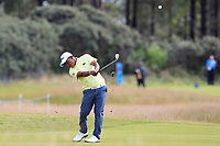 Thongchai Jaidee (THA) on the 14th during Round 1 of the Aberdeen Standard Investments Scottish Open 2019 at The Renaissance Club, North Berwick, Scotland on Thursday 11th July 2019.<br /> Picture:  Thos Caffrey / Golffile<br /> <br /> All photos usage must carry mandatory copyright credit (© Golffile | Thos Caffrey)