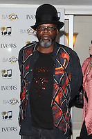 Jazzie B arriving for the 59th Ivor Novello Awards, at the Grosvenor House Hotel, London. 22/05/2014 Picture by: Alexandra Glen / Featureflash