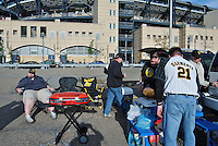 Pirates Tailgaters Opening Day