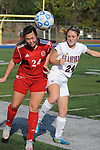 Girls Soccer: Bernards at Cranford